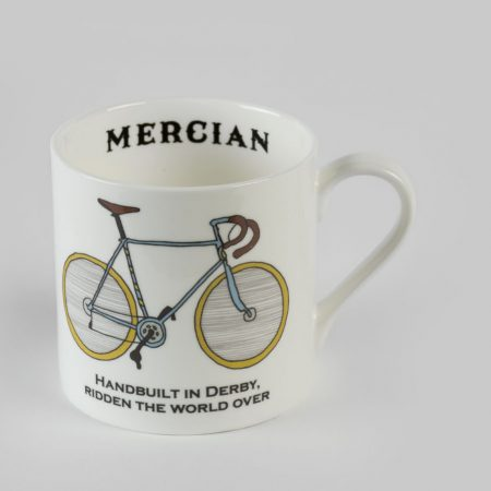 Mercian Bone China Mug