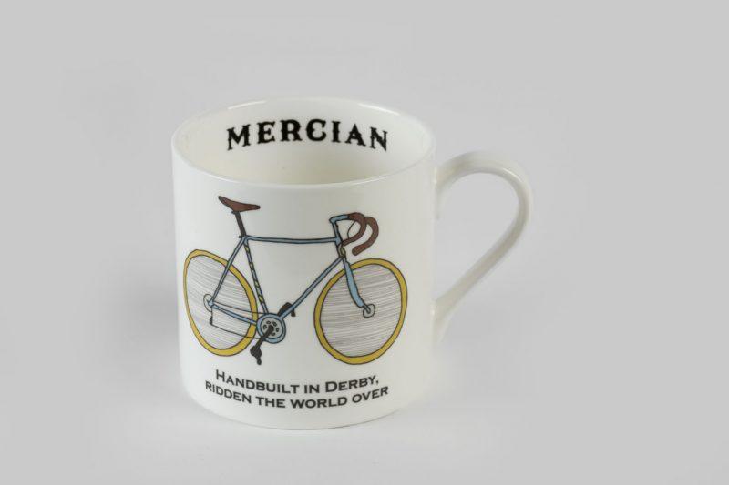 Mercian Bone China Mug