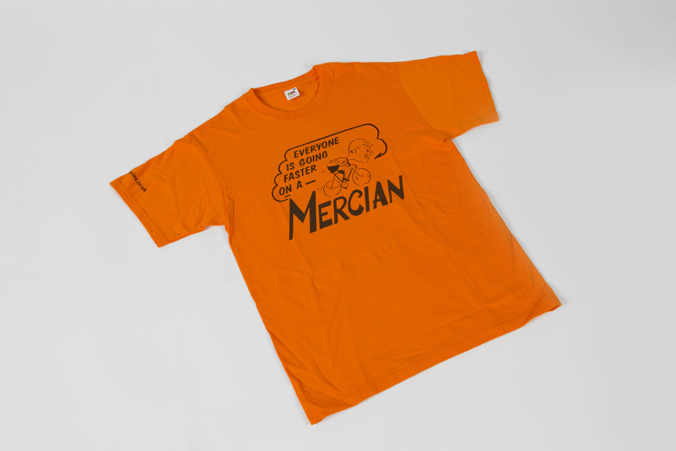 Mercian Screen Printed T-shirt