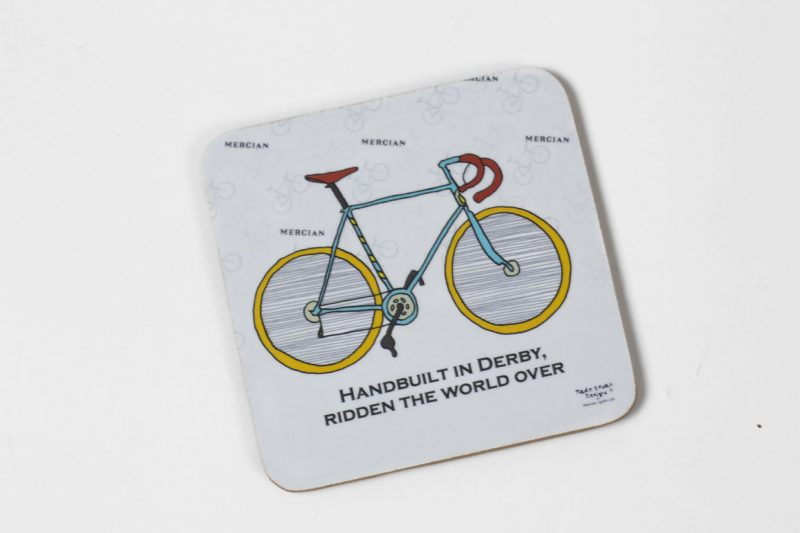 Mercian set of coasters