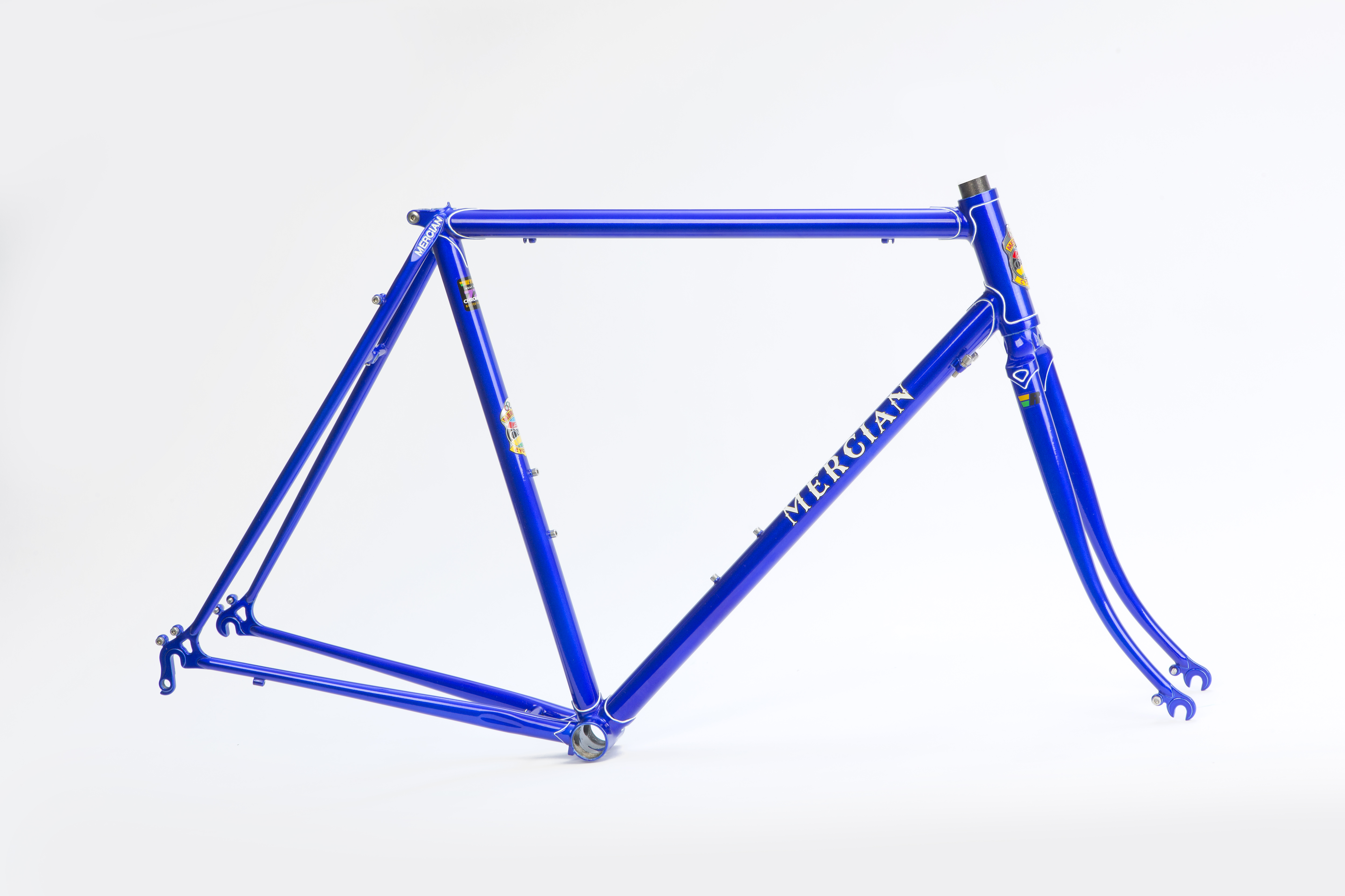 dating mercian frames Mercian cycles is an english custom bicycle manufacturer based in derby mercian frames were traditionally built using steel, originally reynolds 531.