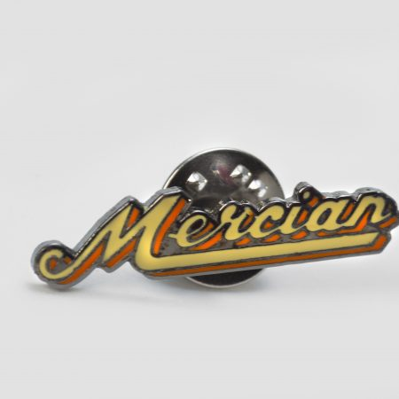 Mercian Pin Badge