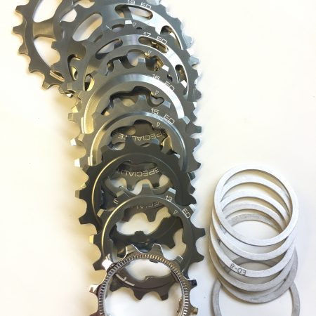 T/A sprockets