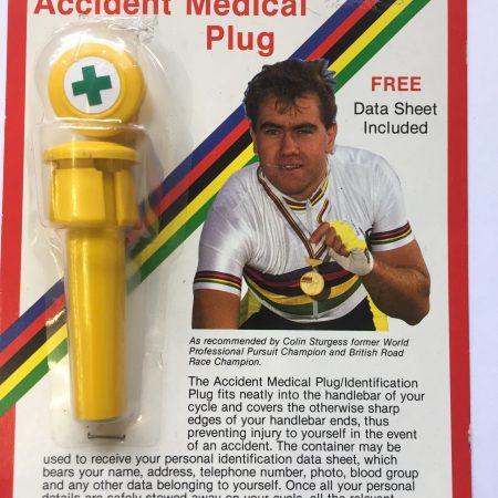 yellow plug