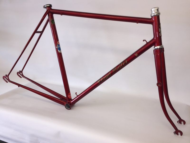 Claud Butler second hand frame