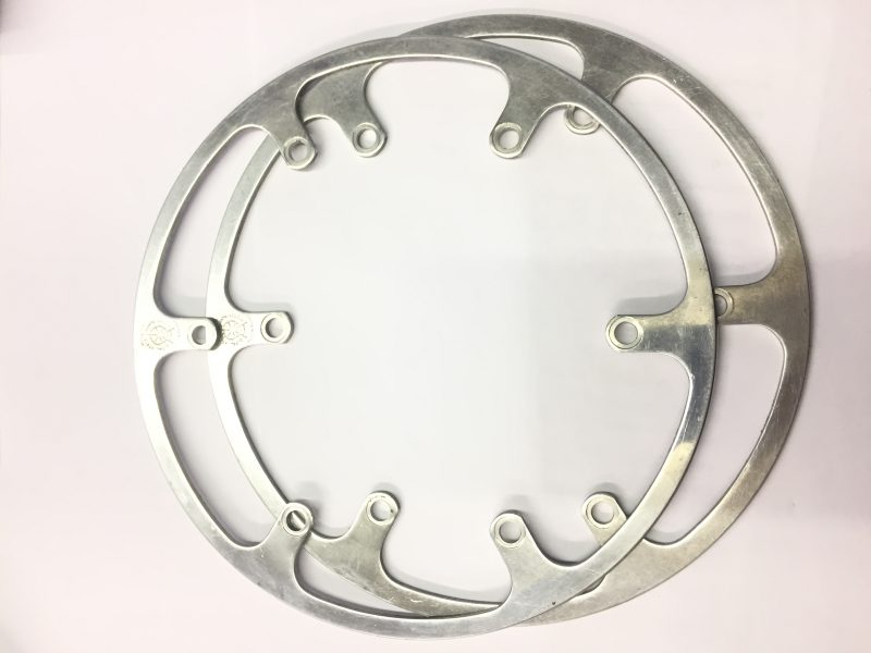 T/A cyclocross chainring guards