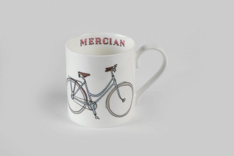 Large Mercian Ladies Bone China Mug
