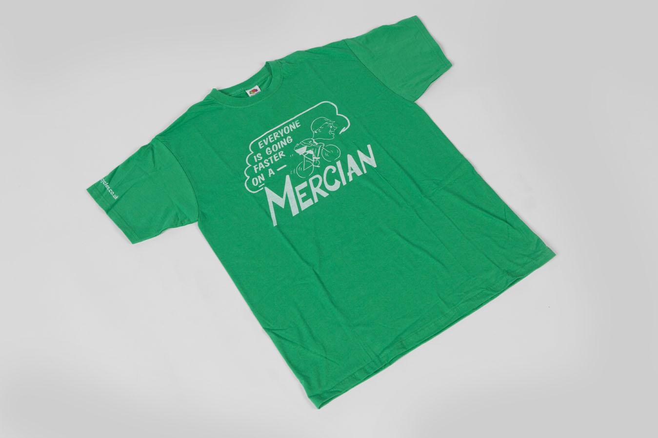 Mercian Screen Printed T-shirt