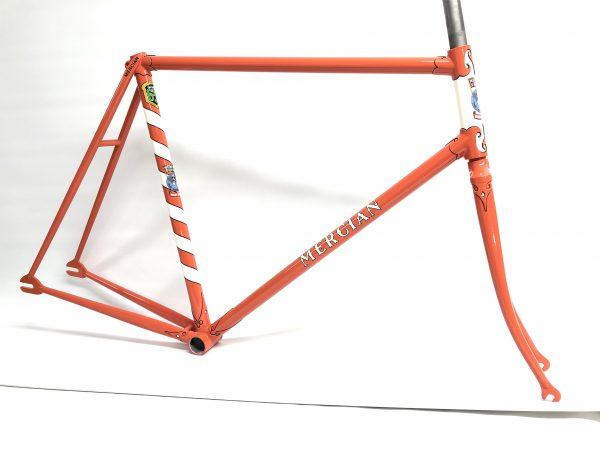 Vincitore Special track frame